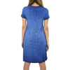 Womens Fifteen Twenty Short Sleeve Dress in Navy - Brother's on the Boulevard