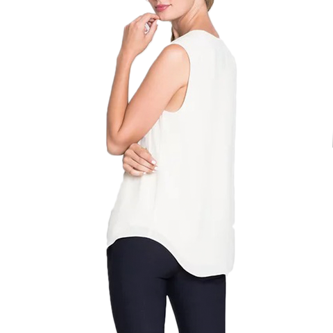 Womens Nic + Zoe All Purpose Tank in Crème Brûlée - Brother's on the Boulevard