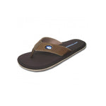 Southern Tide Mens River Rock Flipjacks in Brown