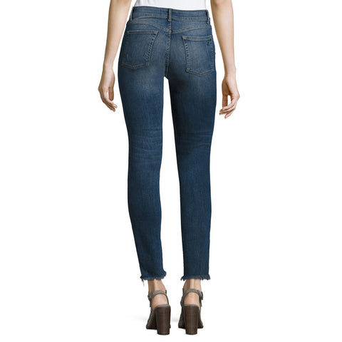 DL 1961 Premium Denim Florence Instasculpt Cropped Skinny Jeans in Nugget
