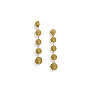 Womens Baublebar Eve Ball Drop Earring in Gold - Brother's on the Boulevard