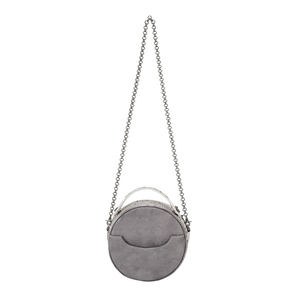 Womens Kelly Wynne Halo Crossbody Bag in Silver Sands - Brother's on the Boulevard