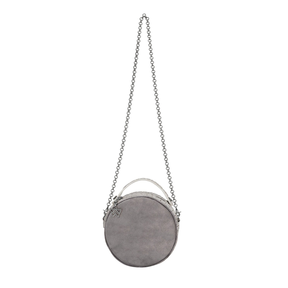 Womens Kelly Wynne Halo Crossbody in Silver Sand - Brother's on the Boulevard