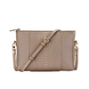 Womens GiGi New York Hailey Crossbody in Stone - Brother's on the Boulevard