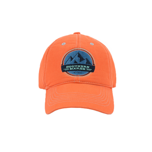 Mens Southern Marsh Thompson Twill Summit Hat in Coral - Brother's on the Boulevard
