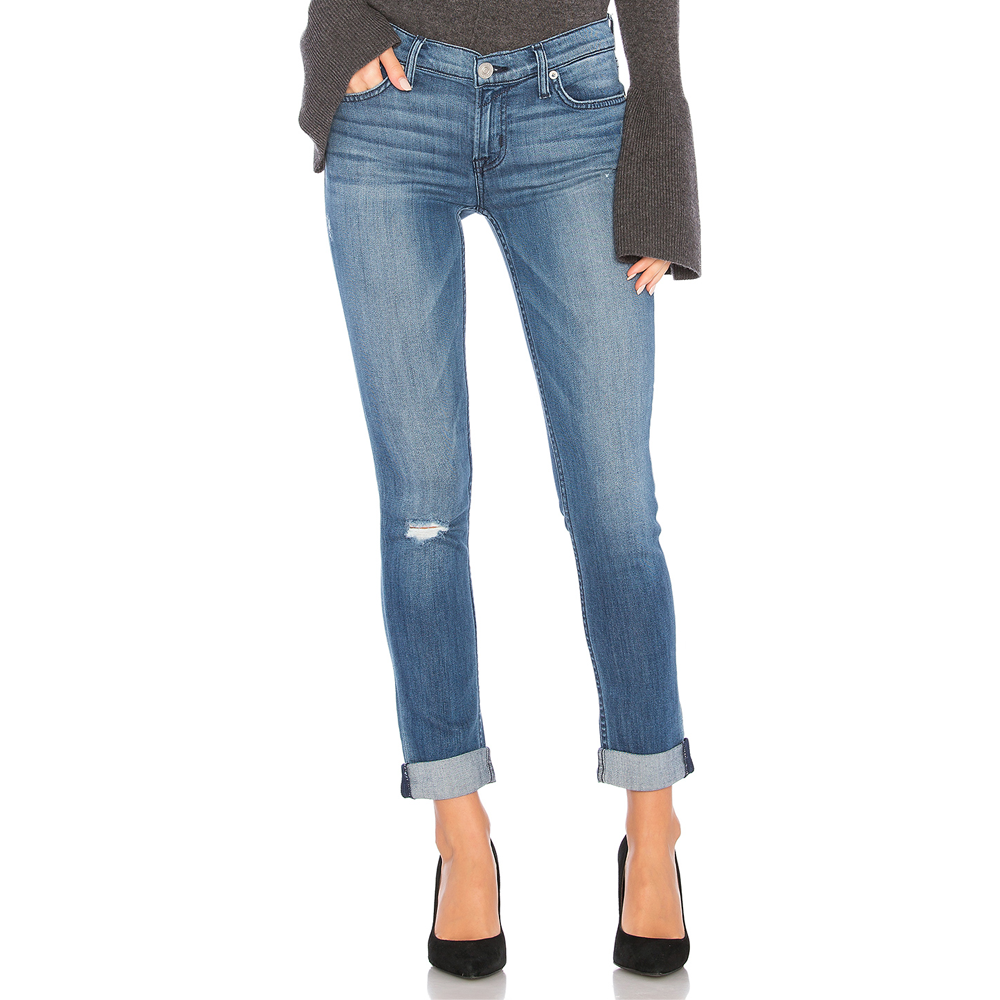 Womens Hudson Jeans Tally Low Rise Crop Skinny in Encounter - Brother's on the Boulevard