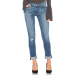 Hudson Jeans Tally Low Rise Crop Skinny in Encounter
