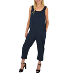 Poche 1913 Jumpsuit in Navy
