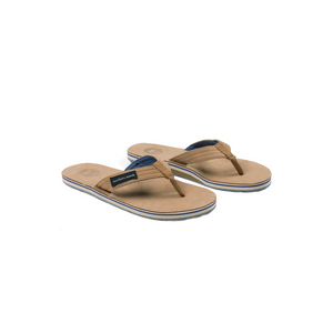 Mens Southern Marsh Leather Bahama Sandal in Light Brown - Brother's on the Boulevard
