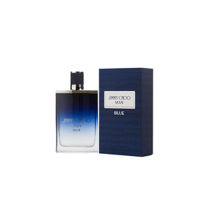 Mens Jimmy Choo Man Blue 3.3 oz - Brother's on the Boulevard