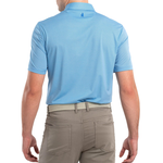 Mens Johnnie-O Prep-formance Drake Polo in Marlin - Brother's on the Boulevard