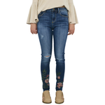 Driftwood Jeans Jackie Skinny Jeans in Rome
