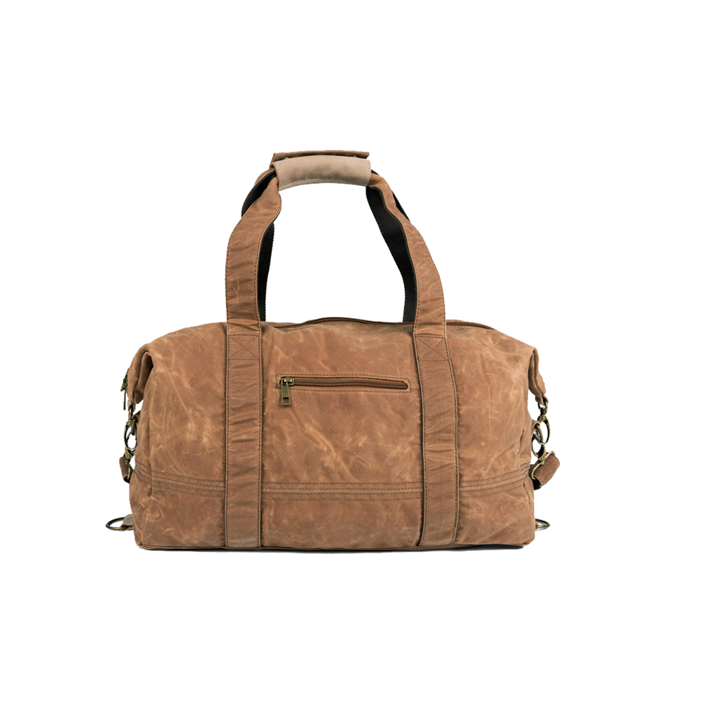 Mens Southern Marsh Dewberry Weekender in Light Brown - Brother's on the Boulevard