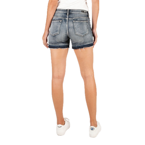 Womens Kut From The Cloth Andrea Released Hem Short in Persist - Brother's on the Boulevard