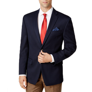 Mens Michael Kors Performance Blazer in Navy - Brother's on the Boulevard