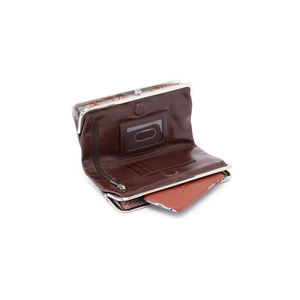 Womens Hobo Handbags Lauren Wallet in Espresso - Brother's on the Boulevard