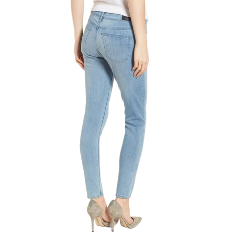 AG Jeans Super Skinny Legging Jeans in Warm Spring