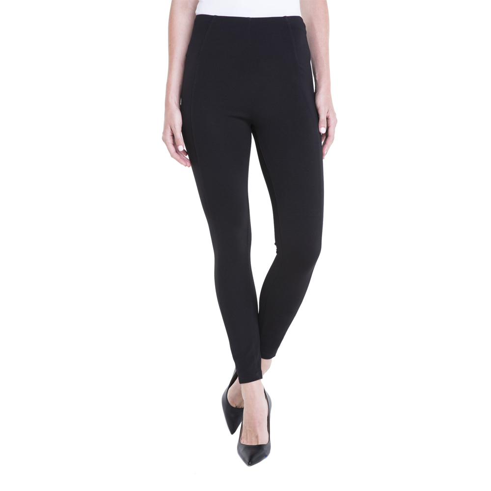 Womens Liverpool Reese Pull On Legging in Black - Brother's on the Boulevard