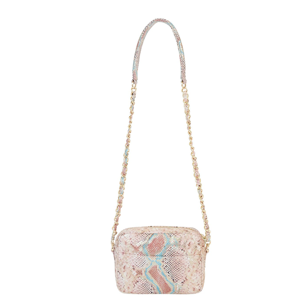 Womens Kelly Wynne Mingle Mingle Mini Crossbody Bag in Hot Mess Express - Brother's on the Boulevard