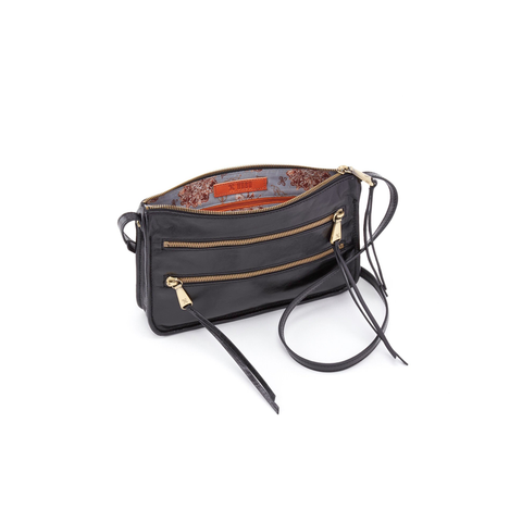 Hobo Handbags Mission Crossbody Bag in Black