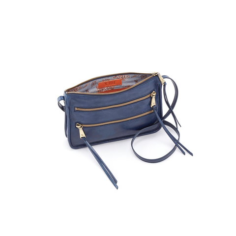 Hobo Handbags Mission Crossbody Bag in Indigo