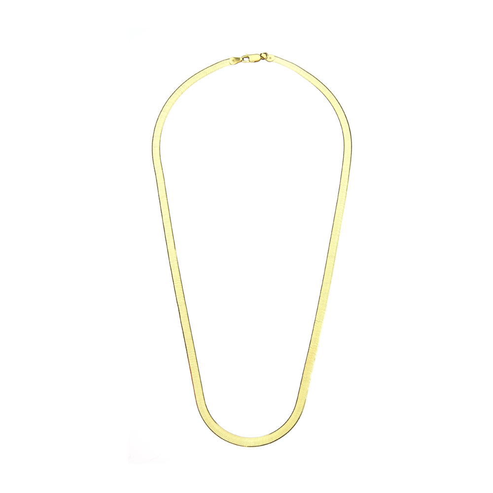 "Womens Joy Dravecky The Lucky Layer 20"" Necklace in Gold - Brother's on the Boulevard"