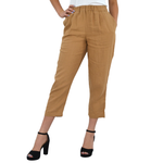 Poche 1913 Pull-On Pant in Almond