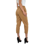 Womens Poche 1913 Pull-On Pant in Almond - Brother's on the Boulevard