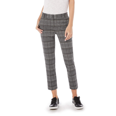 Womens Michael Stars Plaid Pant in Plaid - Brother's on the Boulevard