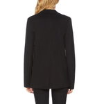Womens Michael Stars Blazer in Black - Brother's on the Boulevard