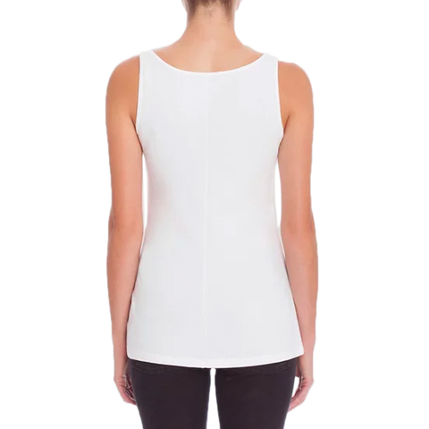 Womens Nic + Zoe Perfect Tank in Paper White - Brother's on the Boulevard