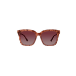 Womens DIFF Eyewear Bella Sunglasses in Plum Tortoise/Wine Gradient - Brother's on the Boulevard