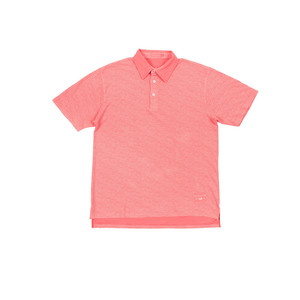 Mens Southern Marsh SEAWASH™ Aloha Polo in Coral - Brother's on the Boulevard