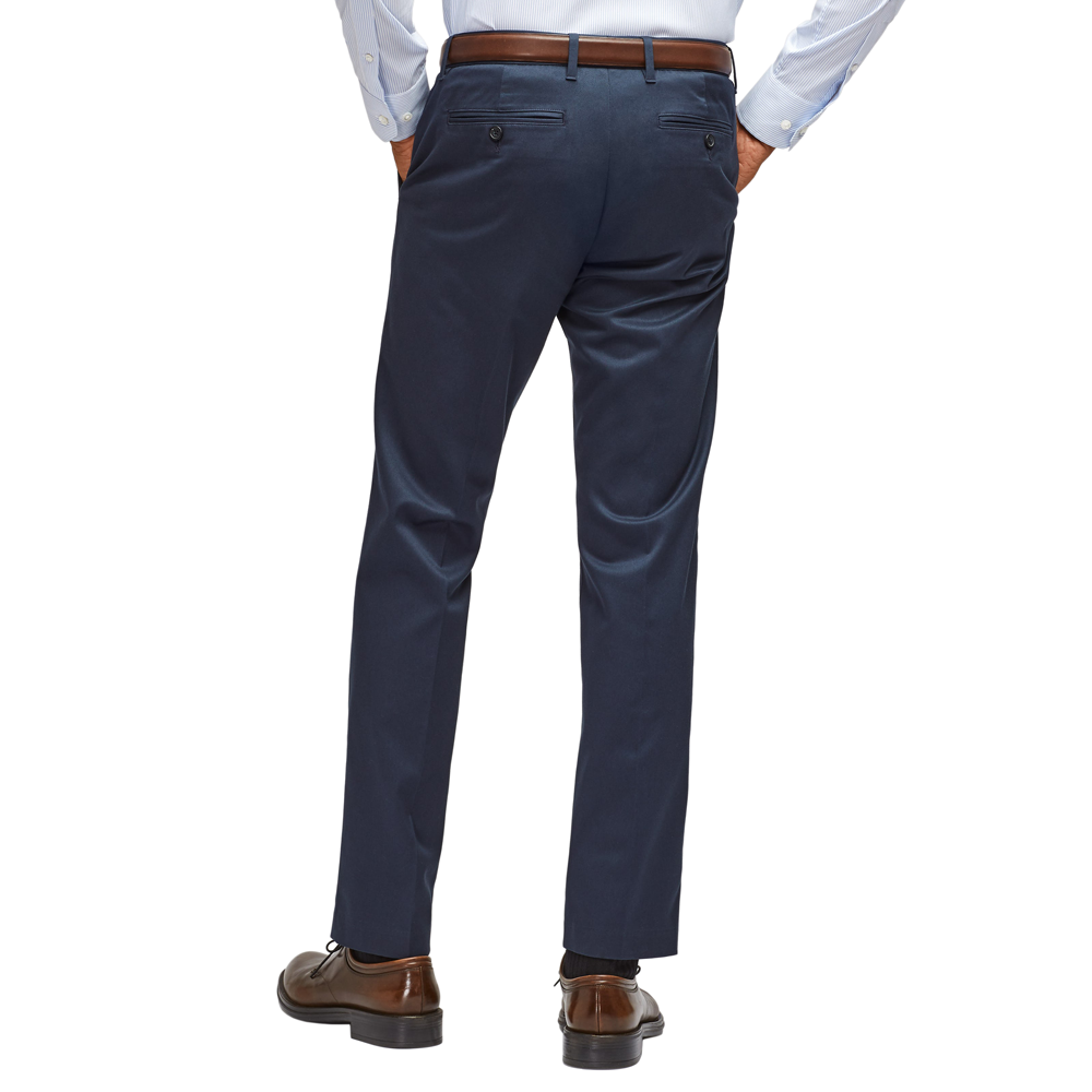 Mens Bonobos Weekday Warrior Dress Pants in Monday Blue - Brother's on the Boulevard