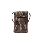 Womens Cofi Leather Penny Phone Bag in New Camo - Brother's on the Boulevard