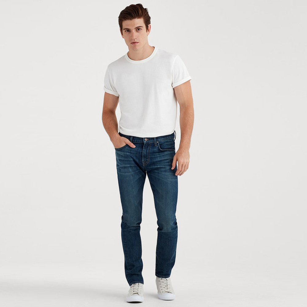 Mens 7 For All Mankind The Standard Straight Jean in Phenomenon - Brother's on the Boulevard