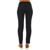 Womens Lilla P. Woven Pleat Front Pant in Black - Brother's on the Boulevard