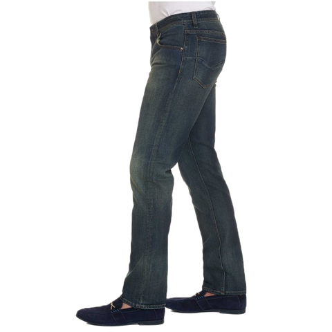 Mens Robert Graham Norris Perfect Fit Jean in Dark Indigo - Brother's on the Boulevard