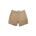 Southern Marsh 6in. Flat Front Regatta Shorts in Field Khaki