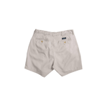 Mens Southern Marsh 6in. Flat Front Regatta Shorts in Wash Gray - Brother's on the Boulevard
