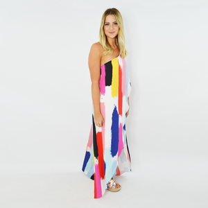 Womens Crosby by Mollie Burch Sasha Maxi Dress in Surf Shack - Brother's on the Boulevard