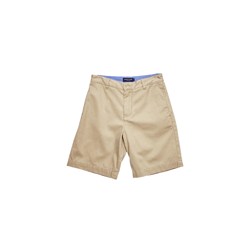 Boys Southern Marsh Youth Regatta Short in Khaki - Brother's on the Boulevard