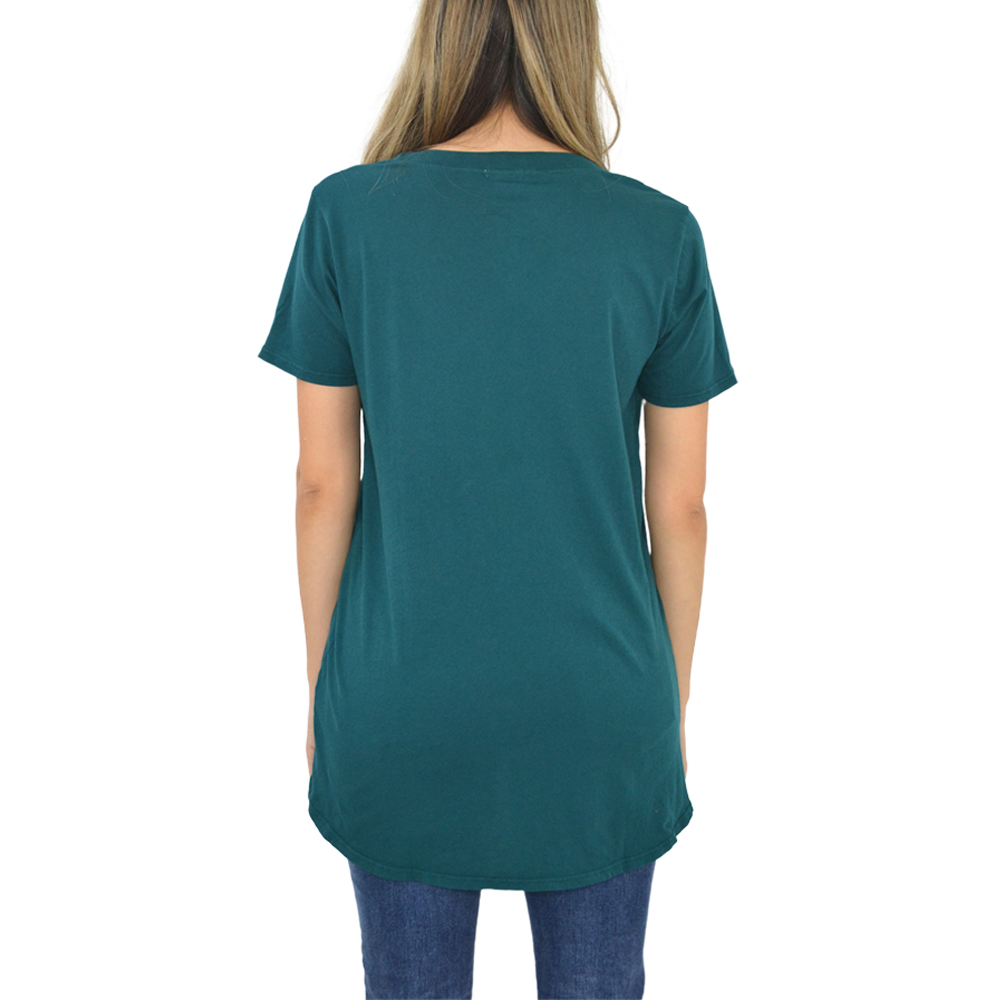 Womens Poche 1913 Luna Tee in Viridan - Brother's on the Boulevard