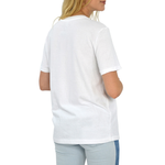 Womens The Light Blonde Saved Tee in White - Brother's on the Boulevard