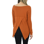 Womens Poche 1913 Joey Top in Pumpkin Spice - Brother's on the Boulevard