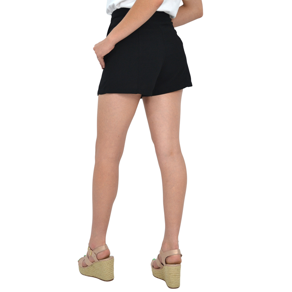 Womens NYLA Trace Short in Black - Brother's on the Boulevard