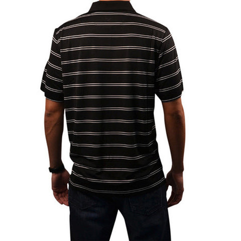 Mens Cutter & Buck DryTec Stripe Polo - Brother's on the Boulevard