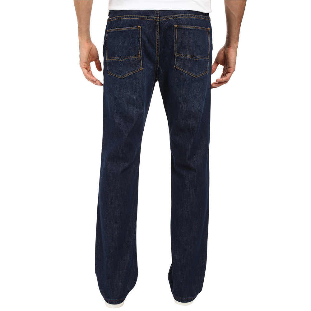 Mens Tommy Bahama Santorini Authentic Straight Fit Jeans in Dark Indigo - Brother's on the Boulevard