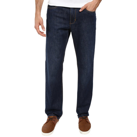 Tommy Bahama Santorini Authentic Straight Fit Jeans in Dark Indigo