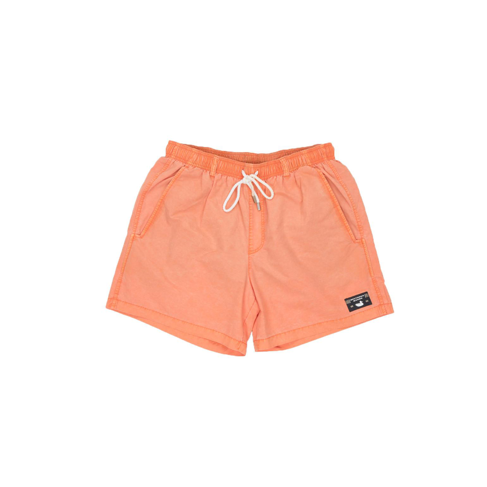 Southern Marsh Seawash Shoals Swim Trunks in Peach